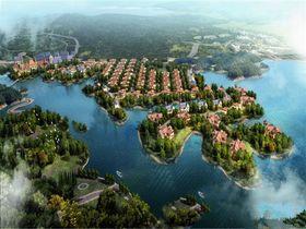 千鹭湖国际度假区