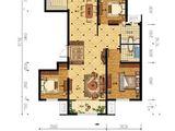 凯旋大道_3室2厅2卫 建面135平米