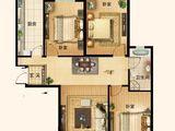 新世界家园_3室2厅1卫 建面132平米