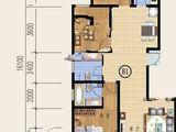 宁达盛世_3室2厅2卫 建面140平米