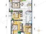 坤杰拉菲公馆_3室2厅1卫 建面116平米