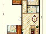 中泽纯境_3室2厅2卫 建面142平米