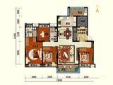 碧桂园翡翠湾_4室2厅2卫 建面160平米