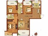 祝福红城_3室2厅2卫 建面122平米