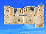 敏捷黄金海岸_5室2厅4卫 建面238平米
