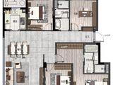 凤林府_4室2厅2卫 建面143平米