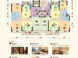 仁化碧桂园_3室2厅2卫 建面112平米
