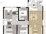 太原宝能城_3室2厅2卫 建面143平米
