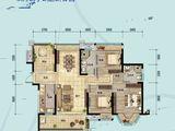 奥林匹克花园5期_3室2厅2卫 建面123平米