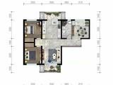 世贸香颂_3室2厅1卫 建面103平米